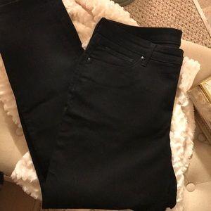 Style & Co black jeggings, size 16